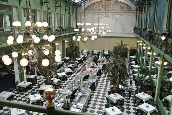 NH Collection Amsterdam Grand Hotel Krasnapolsky:                   Breakfast room