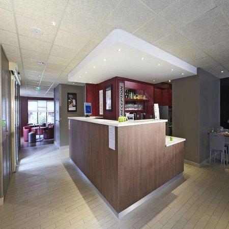 Campanile Deauville - Saint Arnoult: Reception