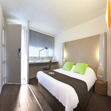 Campanile Rouen Est - Franqueville Saint Pierre : Double Room