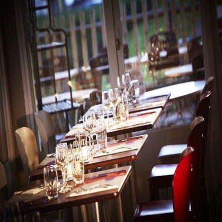 Campanile Senlis : Restaurant