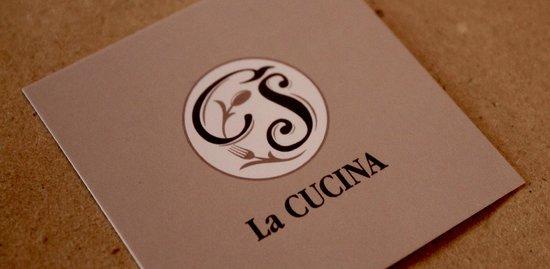 Logo foto di la cucina di carlo e sonia montemaggiore for Cucina logo
