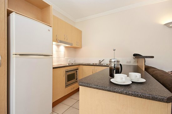 Central Plaza Port Douglas : Kitchen