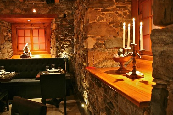 Manoir Ramezay: Restaurant