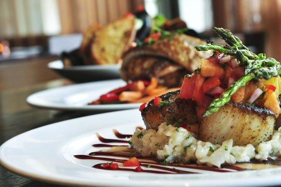 Manoir Ramezay: Un bon repas