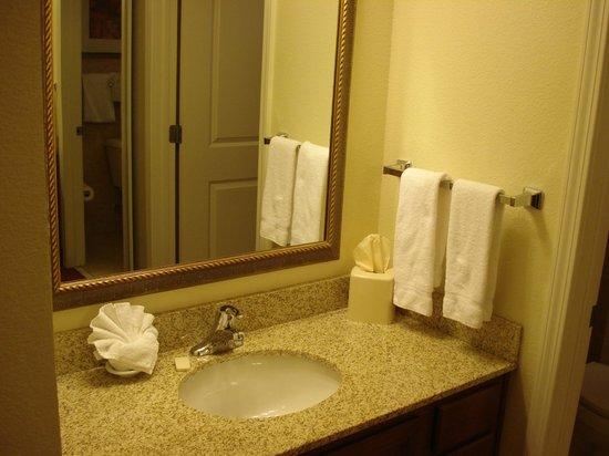 Residence Inn Bozeman: Vanity