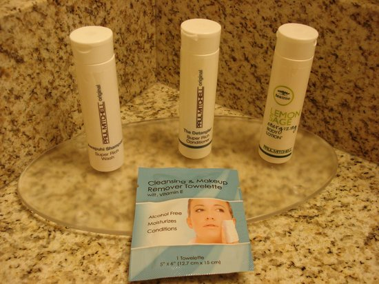 Residence Inn Bozeman: Paul Mitchell Products