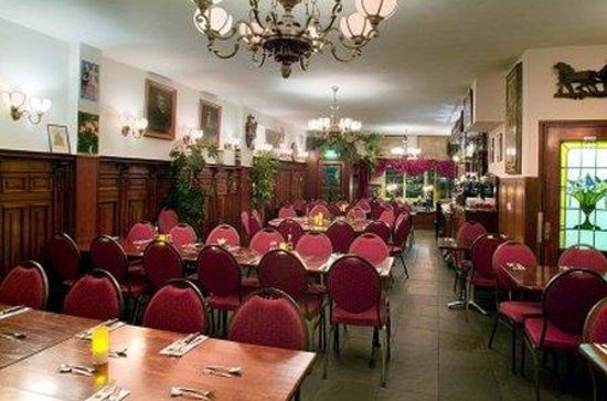 Hotel Prins Hendrik: Foto Achterzaal KP