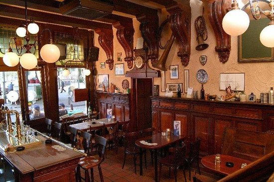 Hotel Prins Hendrik: Bar/Lounge
