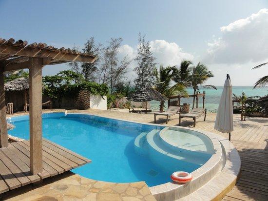 Seasons Lodge Zanzibar :                   Swimming pool