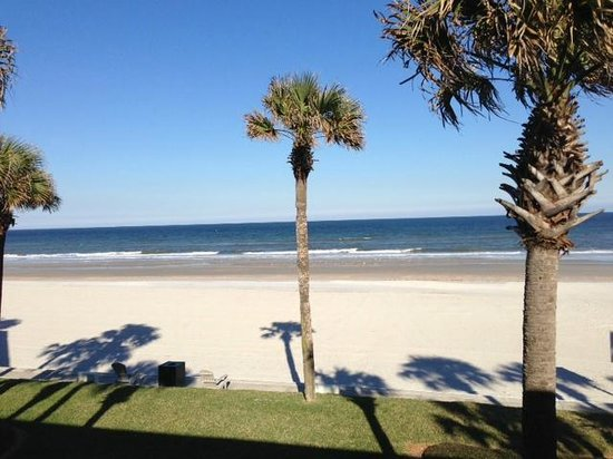 Ponte Vedra Inn & Club: View from my room balcony