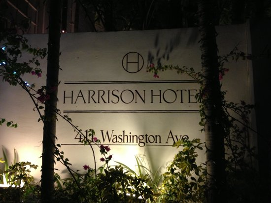 The Harrison Hotel
