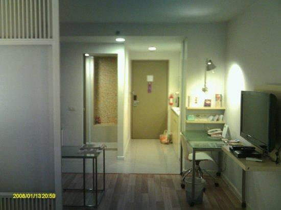 Citadines Sukhumvit 16 Bangkok:                   studio