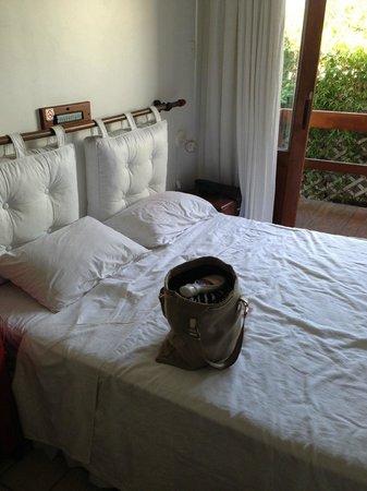 Pousada Encanto de Itapoan: Our Room