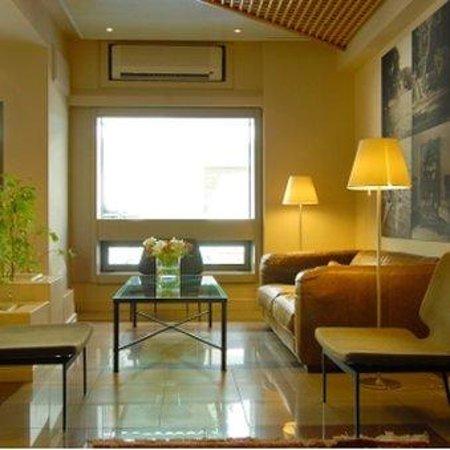Philippos Hotel: Lobby