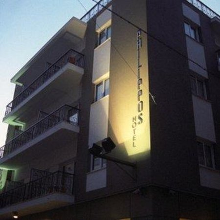 Philippos Hotel: Exterior View