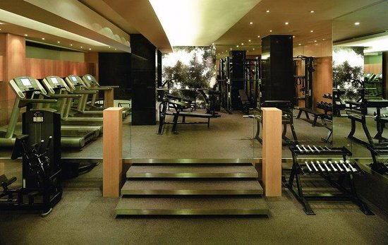 Grand Hyatt Seoul: SELRS_P053 Club Olympus Gym 02