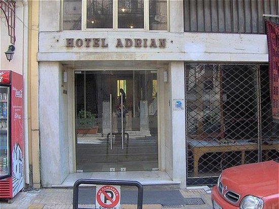 Adrian Hotel: Exterior view