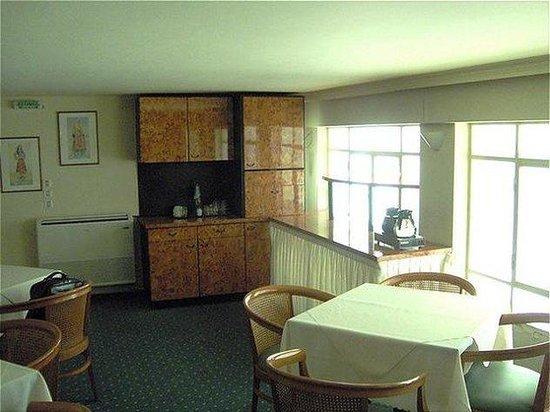 Adrian Hotel: Restaurant