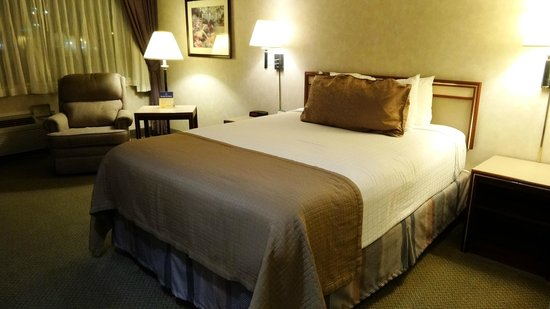 Best Western Pony Soldier Inn - Airport: queen bed