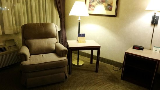 BEST WESTERN Pony Soldier Inn - Airport:                   .