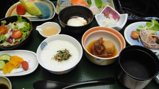 Yagisawaso:                   朝食