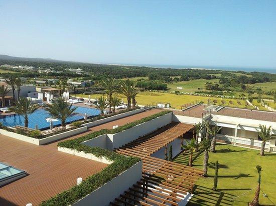 Sofitel Essaouira Mogador Golf & Spa:                                     Grand soleil en février - Vue suite Mogador
