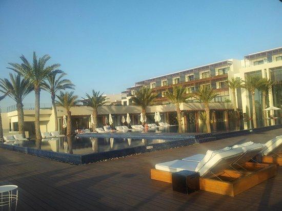 Sofitel Essaouira Mogador Golf & Spa:                                     Hotel exterieur
