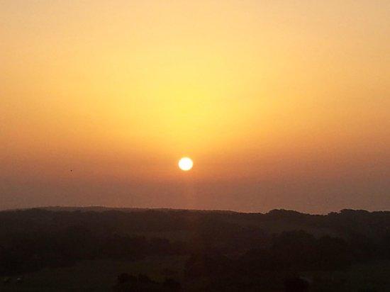Sofitel Essaouira Mogador Golf & Spa:                                     Coucher soleil - Vue suite Mogador