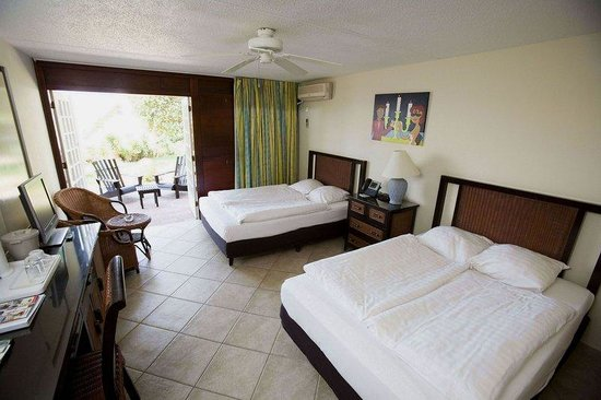 Lions Dive & Beach Resort Curacao: Run of the House rooms