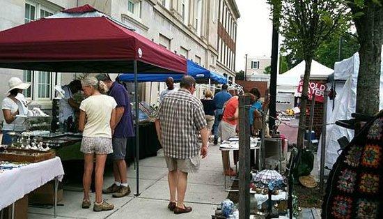 Georgetown Flea Market:                   1819 35th St NW Washington, DC