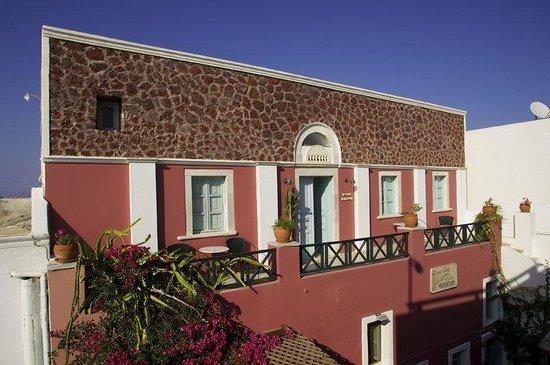 The Museum Spa Wellness Santorini Hotel: Exterior View