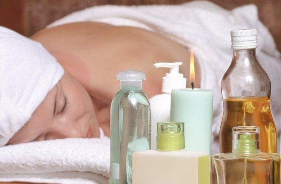 The Museum Spa Wellness Santorini Hotel: Facial Oils