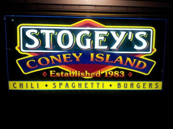 Stogey's Coney Island:                   Stogey's