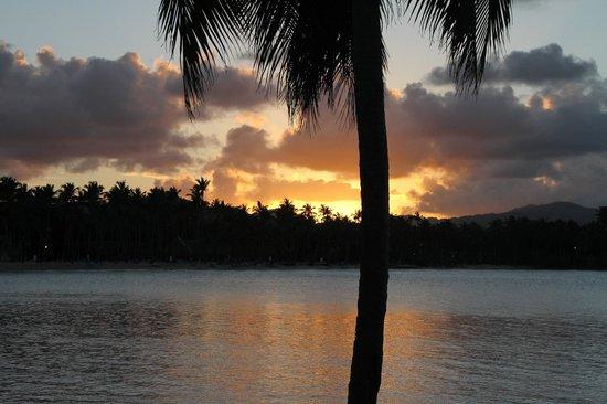 Grand Paradise Samana:                   Sunset