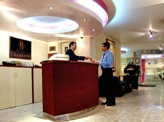 Hotel Elizabeth Central : Lobby