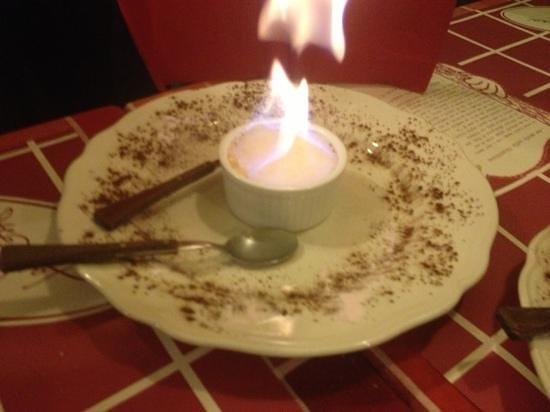 Osteria dell'Ingegno: creme bruillè