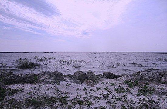 Lake Okeechobee: The lake at Okeechobee
