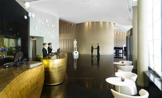 Hyatt Regency Ekaterinburg: YEKHR_P056 lobby_reception_staffed_w_meeting