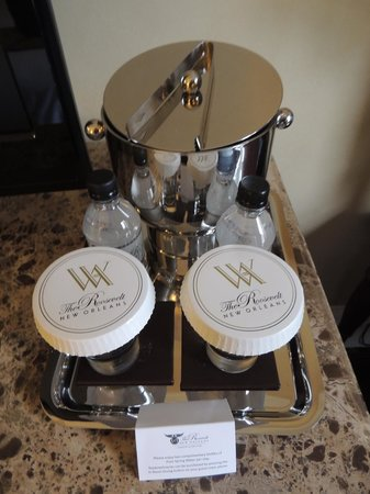 The Roosevelt New Orleans, A Waldorf Astoria Hotel:                   In room