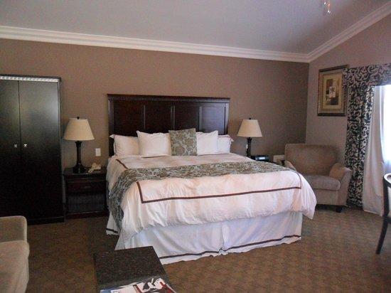 Kronborg Inn:                   Comfortable bed