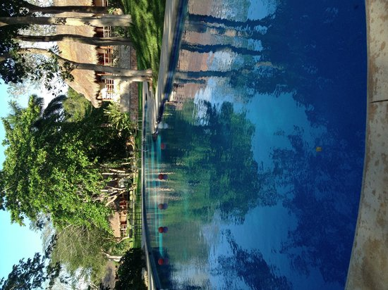 The Lodge at Chichen Itza: Lovely pool outside our Lidge
