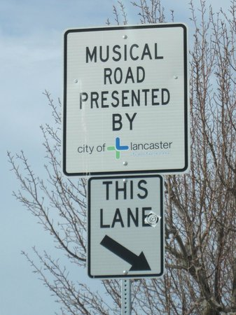 Civic Musical Road:                                     Start here..