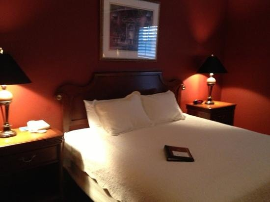 J.H. Adams Inn:                                     Room 34