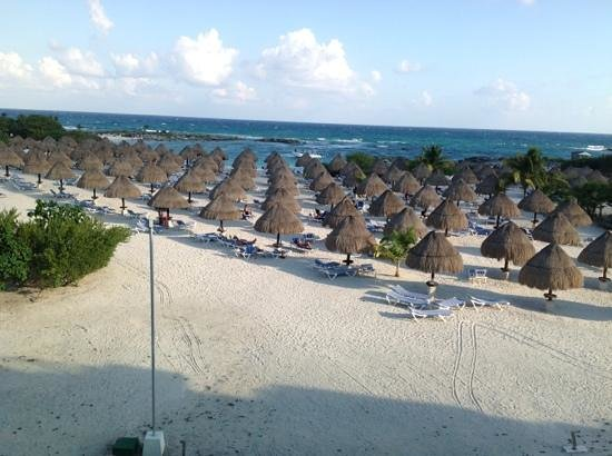 Grand Sirenis Riviera Maya Resort & Spa:                   N and T   Riviera Maya