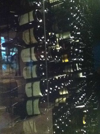 Palacio Duhau - Park Hyatt Buenos Aires: Wine bar