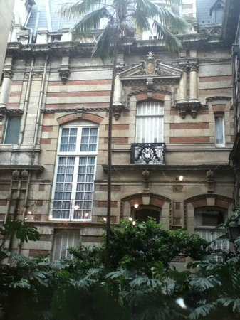 Palacio Duhau - Park Hyatt Buenos Aires: surrounding architecture