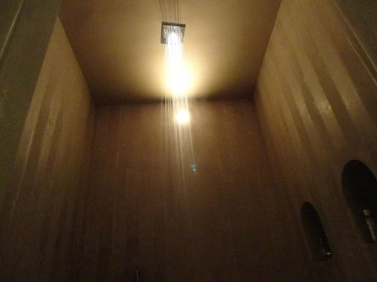 Riad Joya: Dar Arabe room - the amazing shower