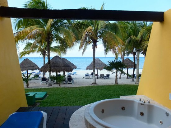 Melia Vacation Club Cozumel, All inclusive & Golf:                                     A fantastic View