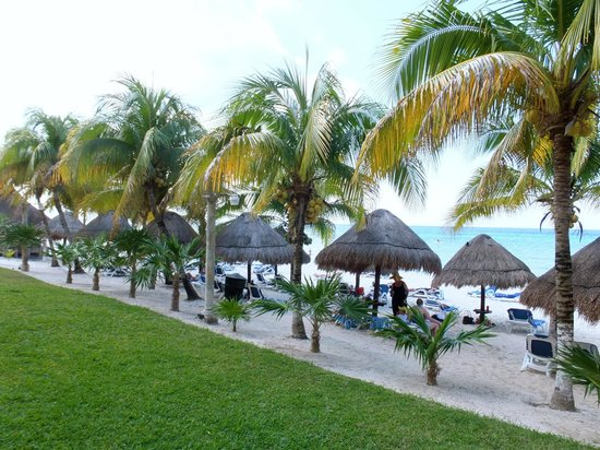 Melia Vacation Club Cozumel, All inclusive & Golf:                                     More great views