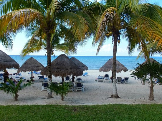 Melia Cozumel Golf - All Inclusive:                                     A Room with a View